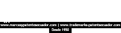 Marcas y Patentes Ecuador